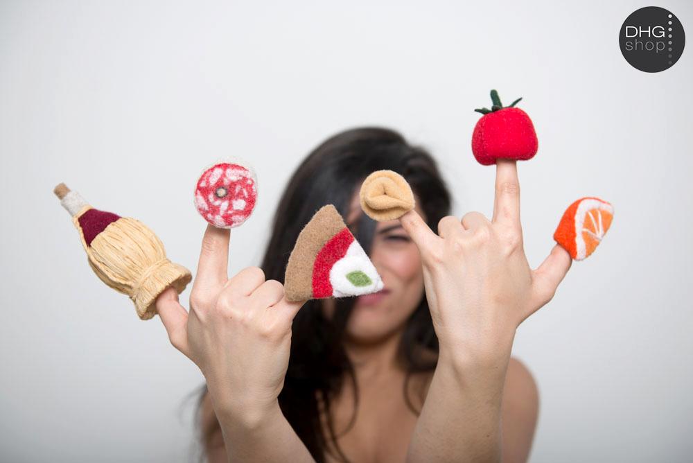 Finger food feltro