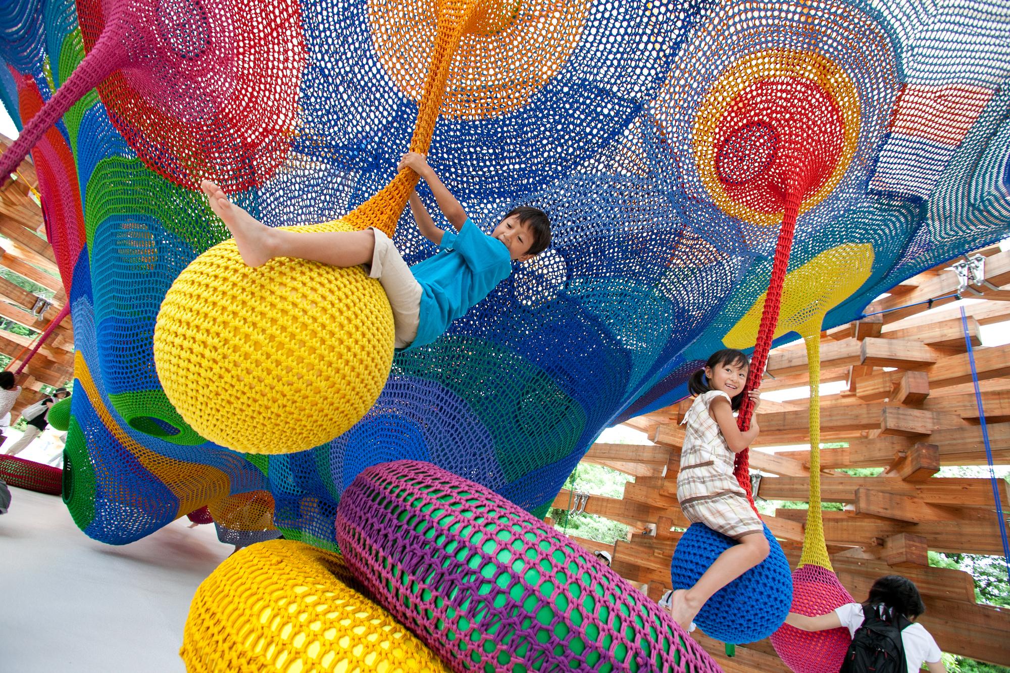 Playgorund by Toshiko Horiuchi MacAdam
