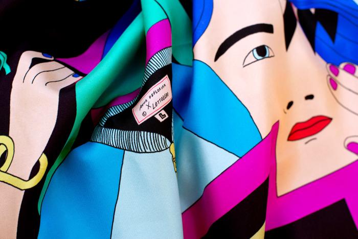 Textiles are the slogan of Prato