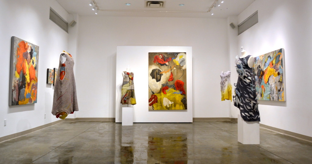 Fiona Duthie - Mostra con Barbra Edwards