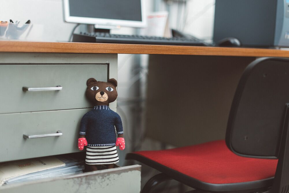 clothes tutorial - susy the bear