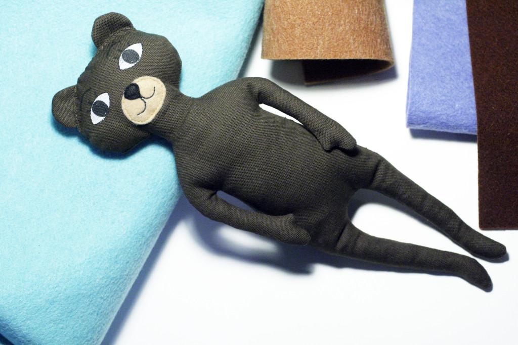 tutorial vestito - orsa