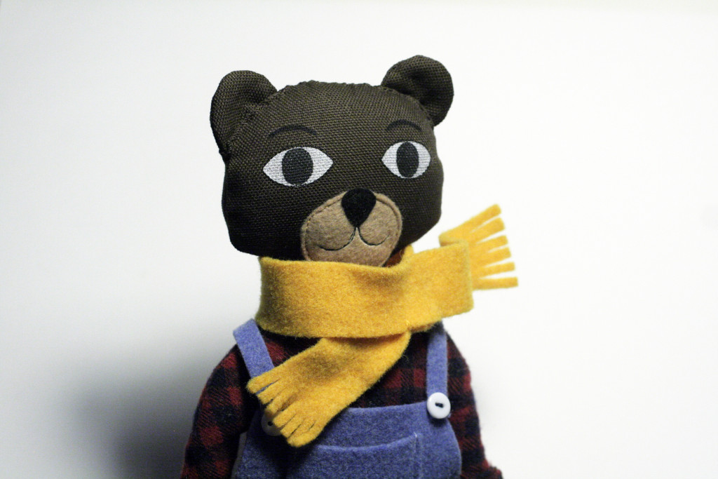 clothes tutorial - bear complete