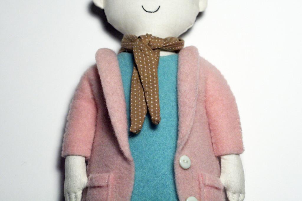 tutorial abito - bambola camilla