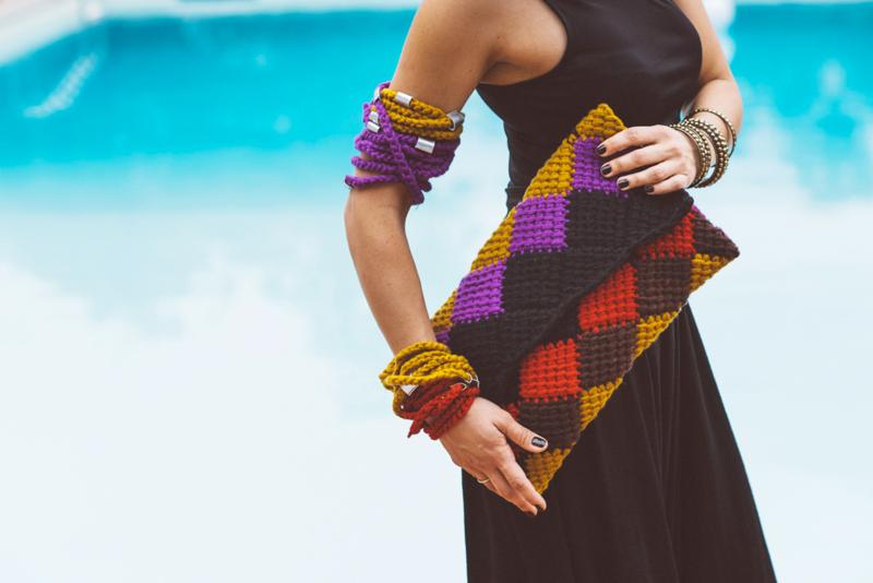 Afro-Chic - Nastri in prefeltro DHG