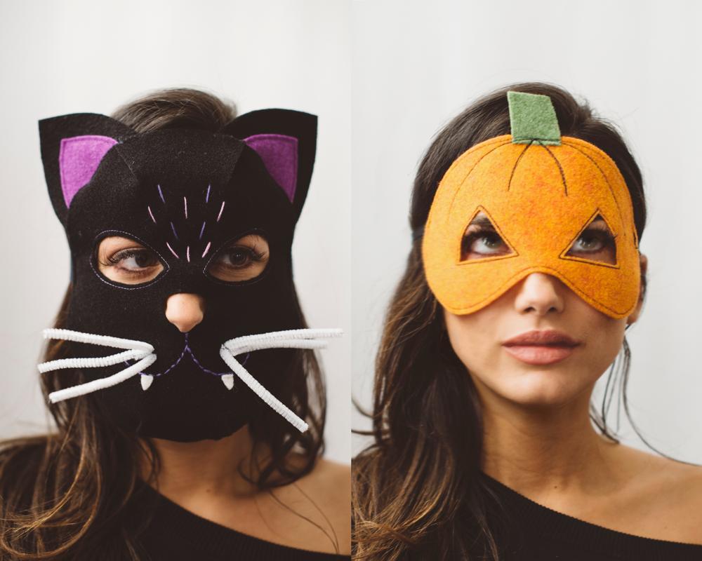 Maschere Halloween Pollaz