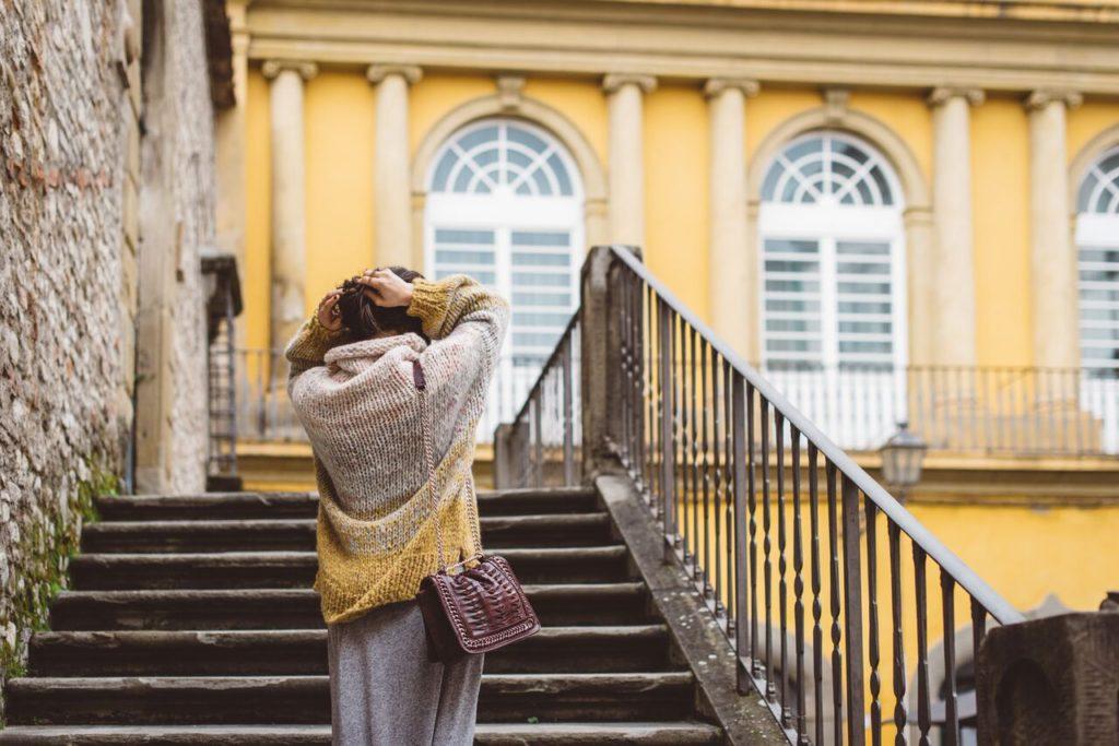 sweater day - maglione caldissimo