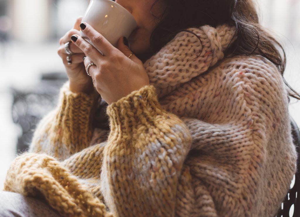 Tutorial: un maglione a collo alto super cozy