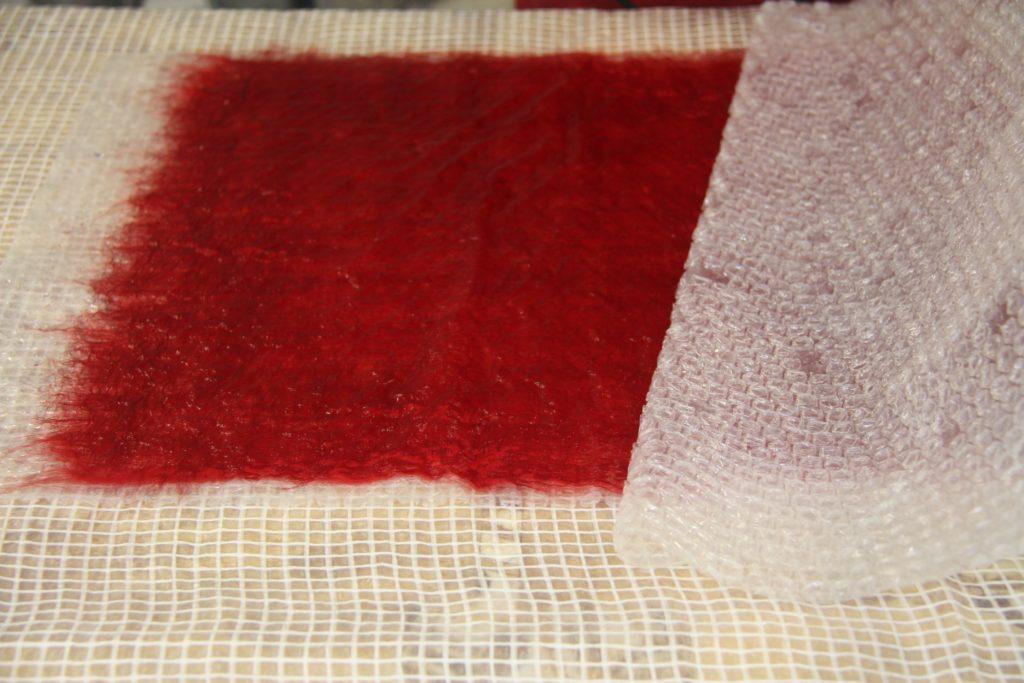 tops di viscosa - progetto stola