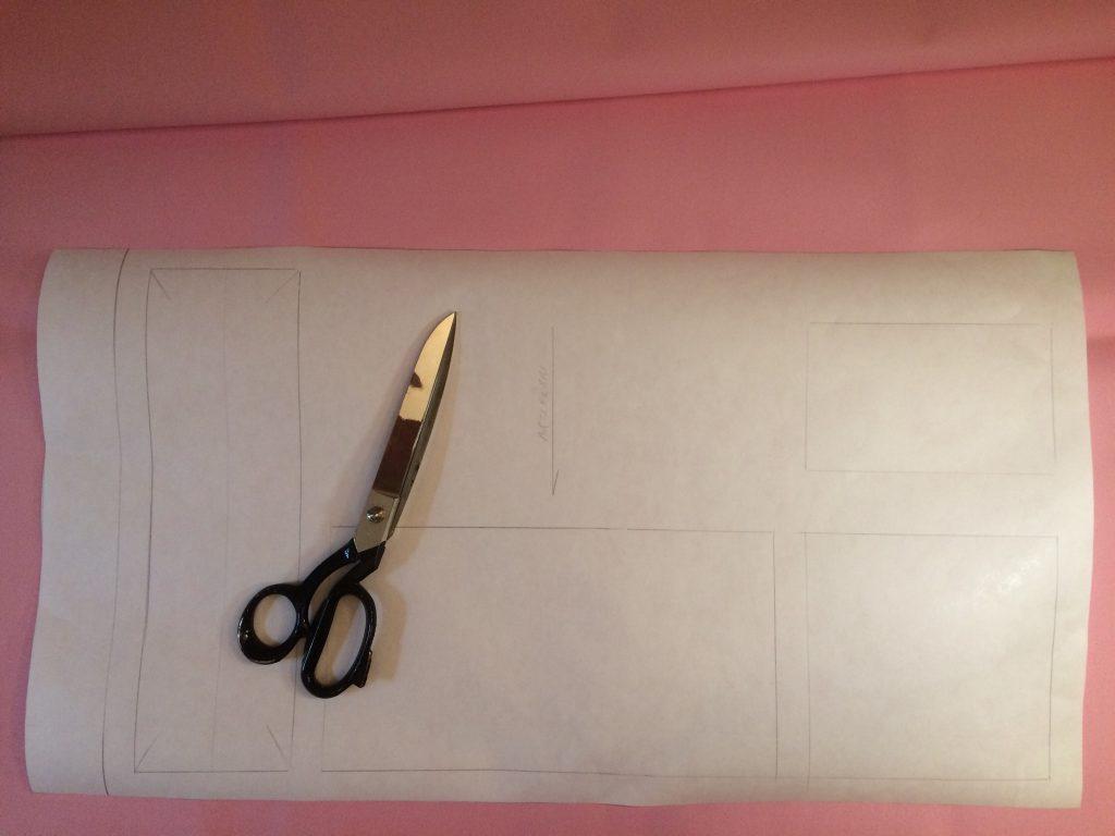 Tutorial: come realizzare un porta ferri - finta pelle