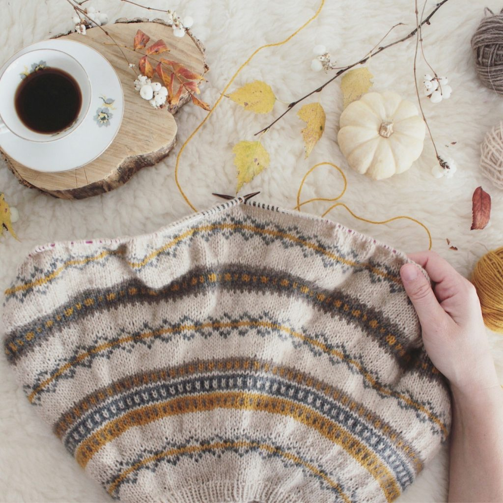 Knitting For Breakfast