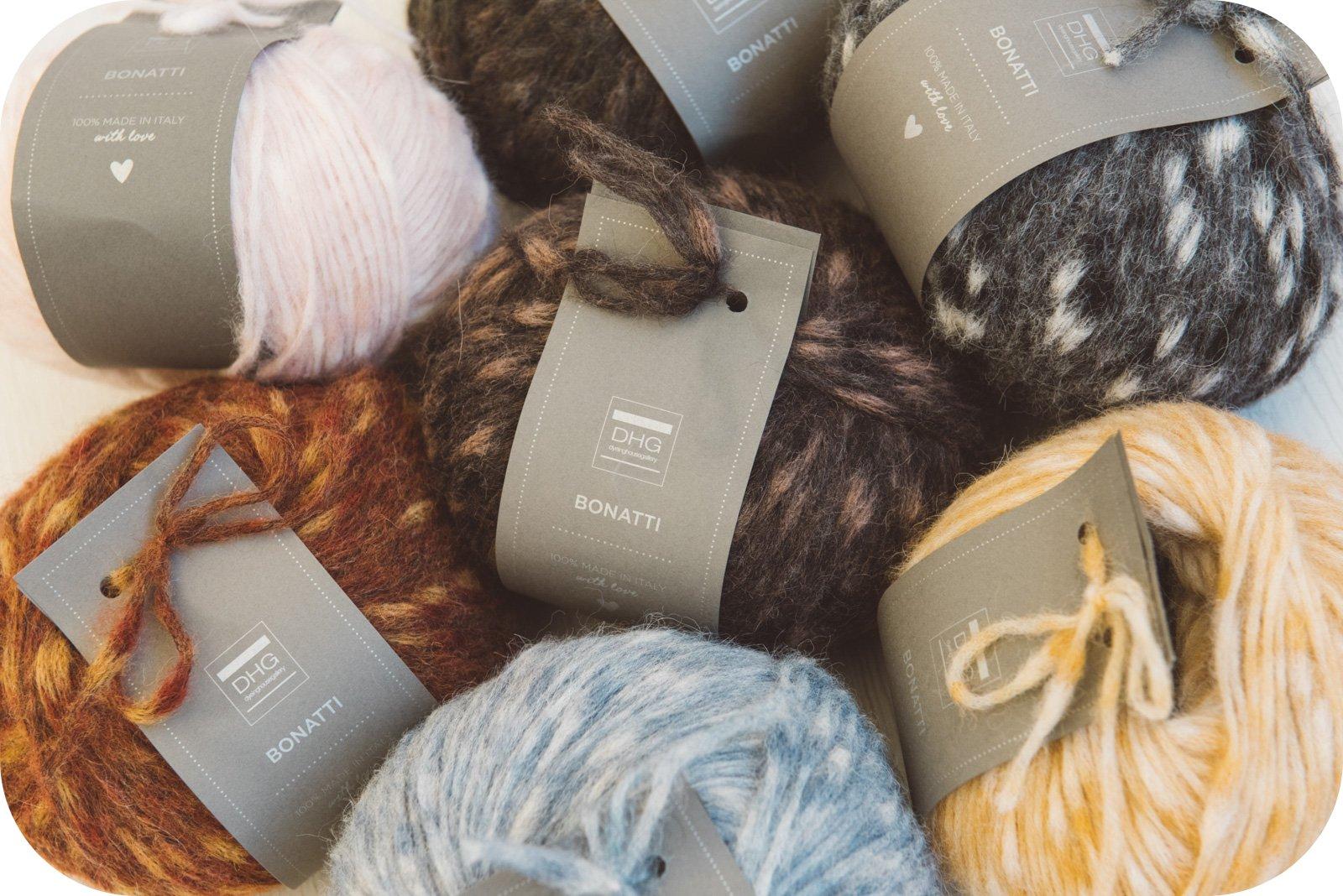 Bonatti Yarn - Alpaca Mix