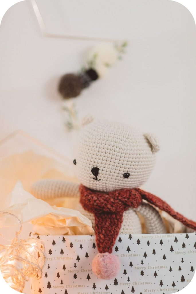 HD Bilingual Amigurumi - Teddy Bear Orsetto - Tutorial Amigurumi ... | 1024x684