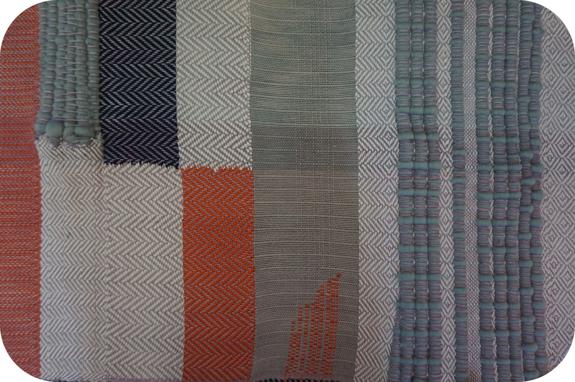 victoria manganiello textile artist - wall hanging
