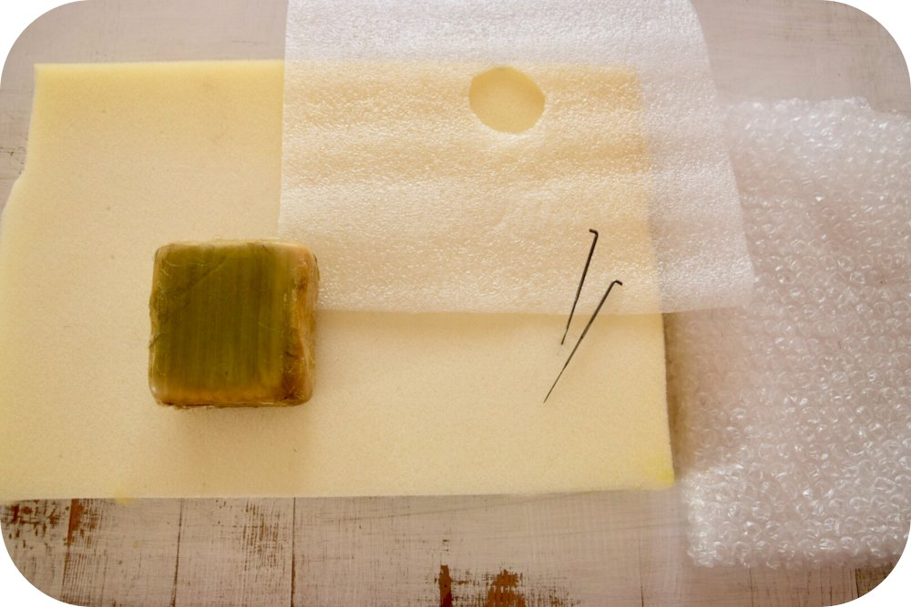 tutorial piante grasse in feltro
