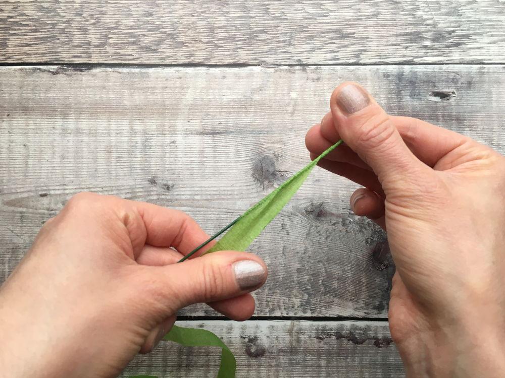 DIY fiori in feltro