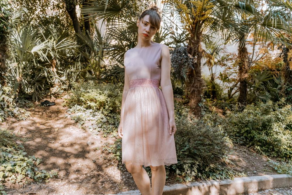 современная юбка балерины