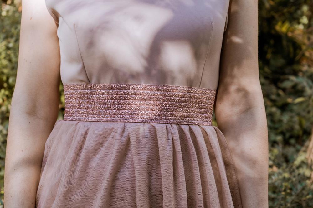 Современная юбка балерины - инструкция