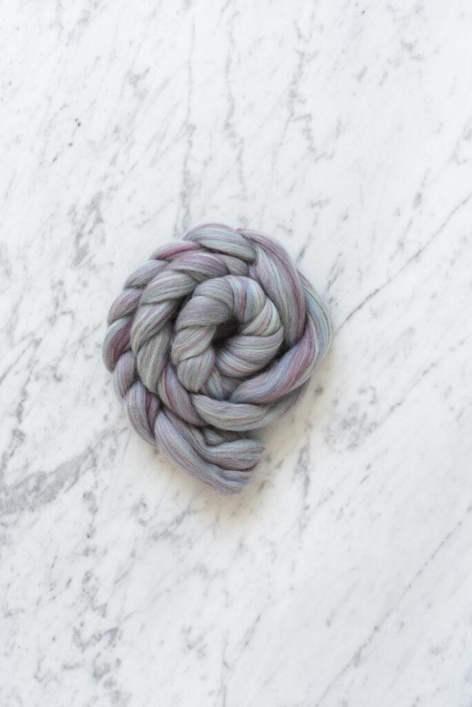 merino wool blend - wet felting