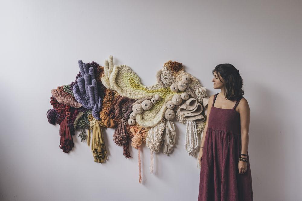 Vanessa Barragao - textile artist