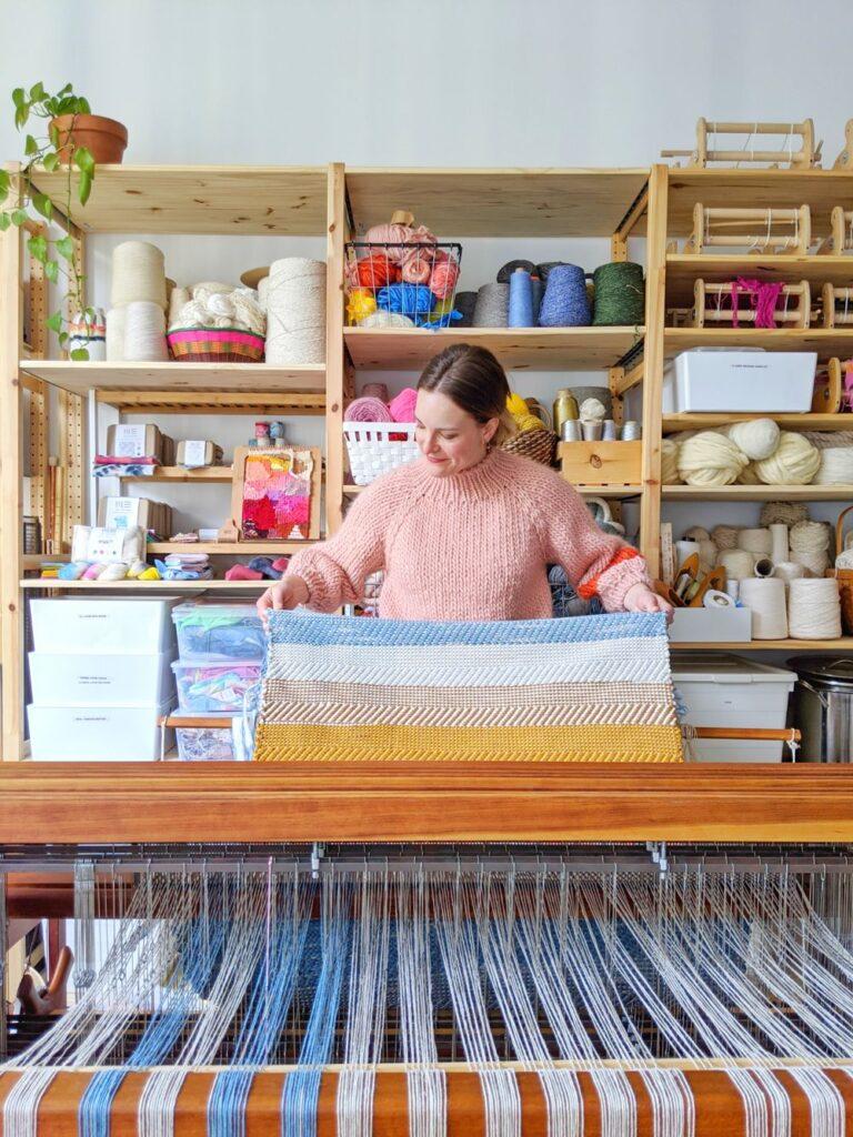 WE WE GATHER текстильная студия в Бруклине