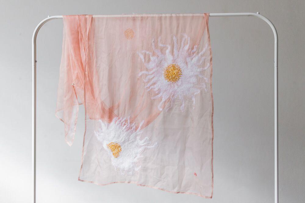 DHG silk and wool fabrics