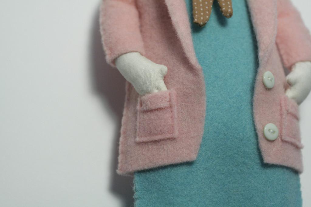 tutorial vestito - dettaglio abito bambola camilla