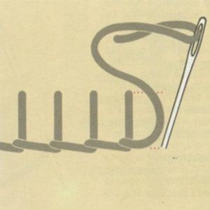 Punto Cavallo Stitch - Bag with prefelt ribbon