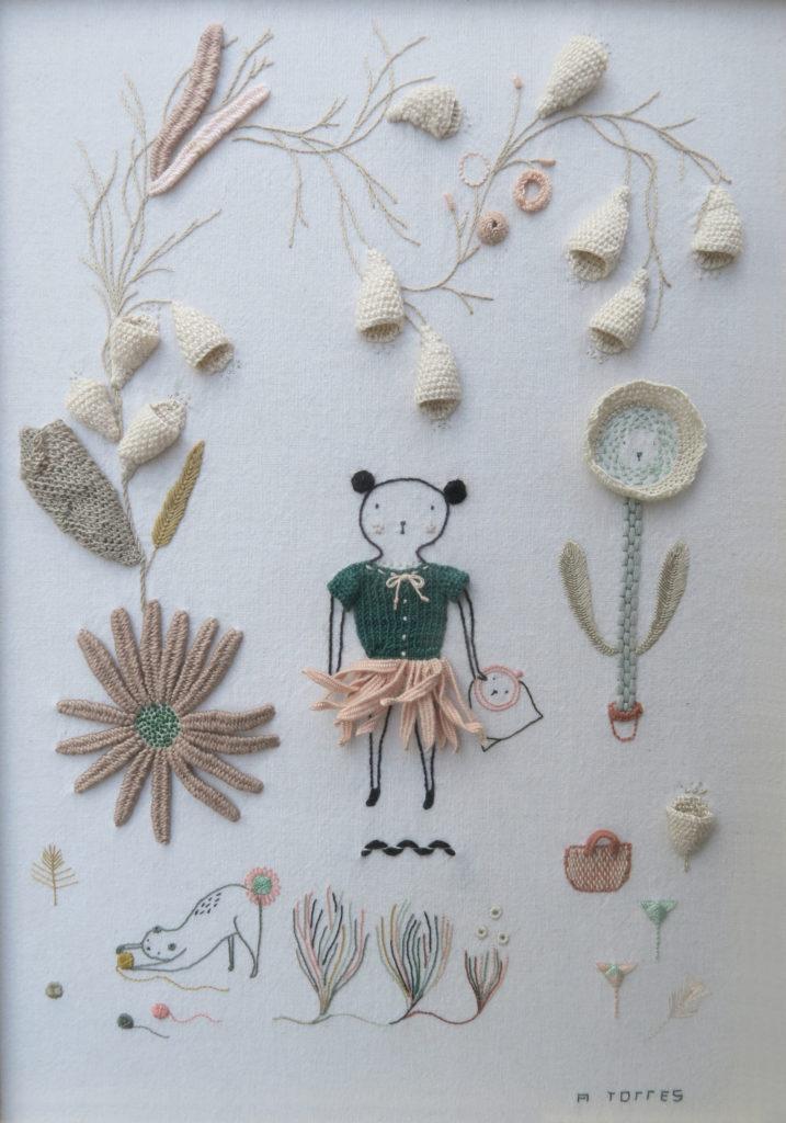 Miga De Pan - Fiori e animali