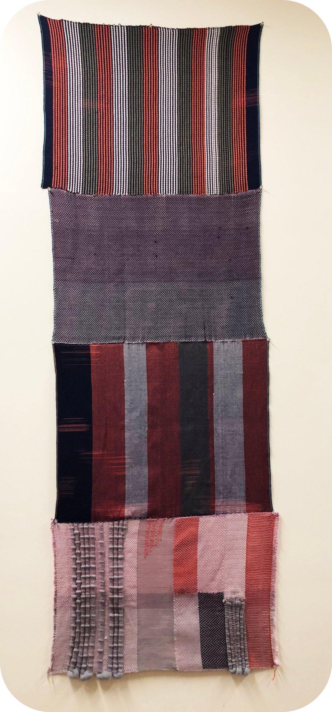 victoria manganiello текстильный мастер - wall hanging